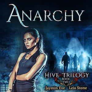 Anarchy audiobook by Leia Stone