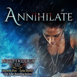 Annihilate audiobook by Leia Stone