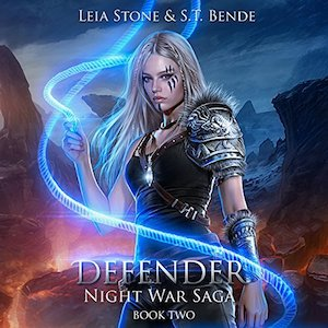 Defender audiobook by Leia Stone