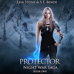 Protector audiobook by Leia Stone