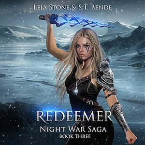 Redeemer audiobook by Leia Stone