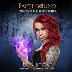 Earthbound audiobook by Leia Stone