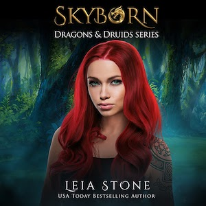 Skyborn audiobook by Leia Stone