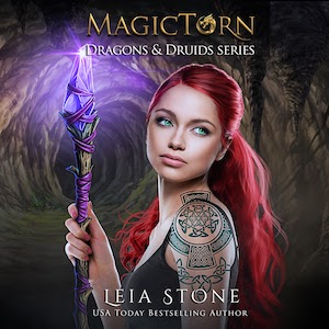 MagicTorn audiobook by Leia Stone