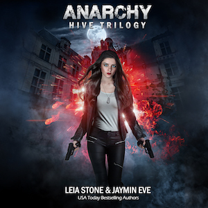 Anarchy audiobook by Leia Stone