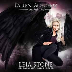 Year Two audiobook by Leia Stone