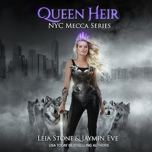 Queen Heir audiobook by Leia Stone