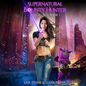 Magic Bite audiobook by Leia Stone