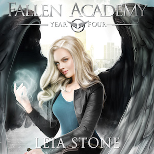 Year Four audiobook by Leia Stone