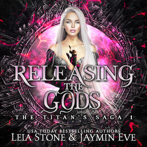 Releasing The Gods audiobook by Leia Stone
