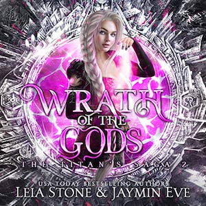 Wrath of The Gods audiobook by Leia Stone